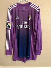 Real Madrid Spain Iker Casillas Formotion Player Isis Shirt Match Unworn Jersey