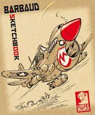 Carnet de croquis Sketchbook Barbaud Comix Buro
