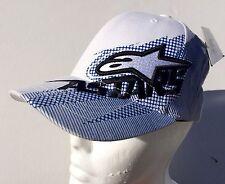 AlpineStars Racing MotoCross ASTAR FlexFit YOUTH Casual Cap Fitted LOGO Hat, NEW