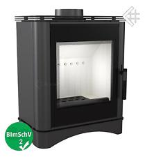Kaminofen kratki Koza VEGA schwarz 5 kW Werkstattofen Ofen modern schlicht