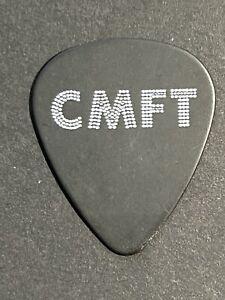 (1) Corey Taylor CMFT Slipknot Stone Sour Solo Band Guitar Pick 2021