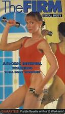 The Firm Fitness Aerobic Interval Training Total Body Workout VHS video