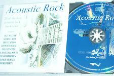 ACOUSTIC ROCK  **  CD ALBUM  **  Featuring - PAUL WELLER - ERIC CLAPTON