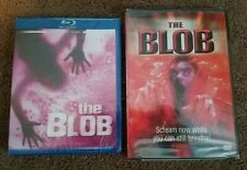 The Blob 1988 NEW SEALED Twilight Limited Blu-Ray with isolated score & new DVD