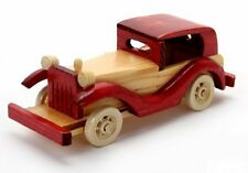 Rolls Royce Classic 8 Inches Handcrafted Wooden Toy Car Decorative Gift Item
