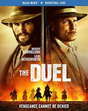 New! The Duel Blu-ray + Digital HD - 2016 Liam Hemsworth Woody Harrelson western