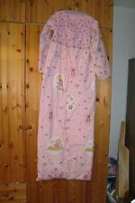 Adult Baby Schlafsack mit geschlossene Arme warm gefüttert rosabunt  Lillifee