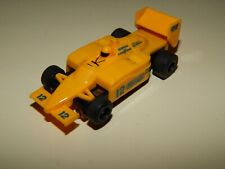 TOMY TURBO (VERY LIGHTLY USED) Delonghi ELF Indy Car (MINT)