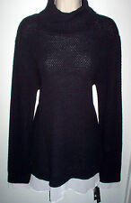 WOMENS SWEATER TOP SIZE XL LAYERED TUNIC NEW w/TAGS RETAIL $50