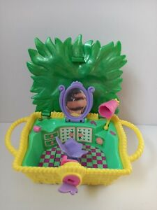 Vintage Princess Of The Flowers Hair Salon 90s Toy