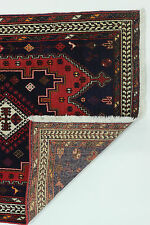 SERDJAN très fine PERSAN TAPIS tapis d'Orient 2,36 X 0,98