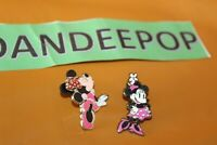 Disney Parks 2 Piece Minnie Mouse Pin Trading Pins