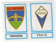 figurina CALCIATORI PANINI 1982/83 NEW numero 571 PONTEDERA PRATO