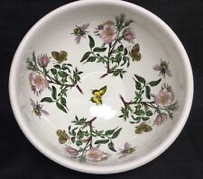 "Portmeirion Botanical Garden Lg. 11"" Salad Serving Bowl"