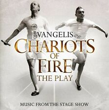 Chariots Of Fire: The Play - Vangelis (2012, CD NEUF)