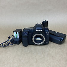 Canon EOS 5D Mark II 21.1 MP Digital SLR Camera - Black (Body) W/ Motordrive