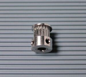 GT2 Zahnrad 16 Zähne Bohrung 4mm/5mm/6mm/6,35mm fur Riemenbreite 6mm Pulley CNC