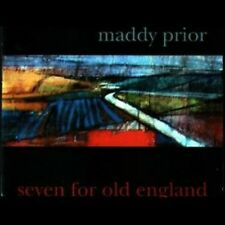 Seven For Old England - Maddy Prior (2009, CD NIEUW)