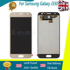 53da605629d867 For Samsung Galaxy J3 J330F 2017 LCD Screen Replacement Touch Digitizer Gold
