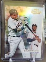 Yulieski Gurriel 2017 Topps Gold Label Baseball Class 2 Card No.54 Houston Astro