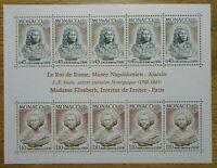 Monaco Block Nr. 7 postfrisch 1114 - 1115 CEPT 1974 Europa MNH