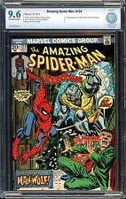 Amazing Spider-Man #124 CBCS 9.6