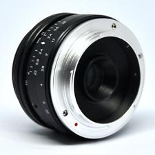 50mm f/2.0 Manul Focus Portrait Lens For Sony E Mount A6000 A5000 NEX 7 6 5 3