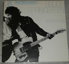 BRUCE SPRINGSTEEN - PROMO Born to run HALF SPEED MASTERED - US CBS