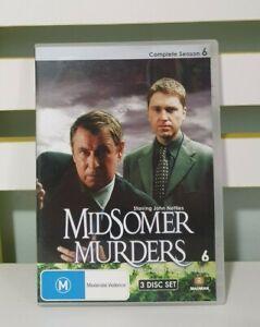 MIDSUMMER MURDERS DVD SEASON 6