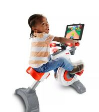 BNIB Fisher Price Think & Learn Smart Cycle Educational Toy 3-7 Years Kids Pedal