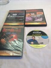 Four Cds How To Play Guitar.