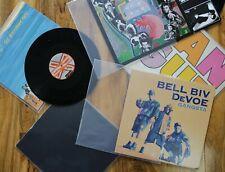 "10 12"" Inch Album 520g Gauge LP Vinyl Outer Plastic Polythene Record Sleeves"