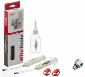 ASHIMA Bleed Kit - Avid Disc Brake Bleed Kit - ASH-RT-BK-AV-M