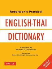 Robertson's Practical English-Thai Dictionary (Tuttle Language Library)
