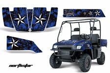 AMR Racing Polaris Ranger 500/700 UTV Graphic Kit Wrap Decal Part 04-08 NORTH U