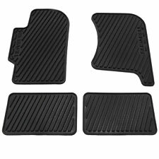 OEM 2000-2007 Subaru Impreza WRX STi All Weather Floor Mat Rubber NEW J5010SS400