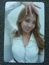 SNSD HYOYEON Official PHOTOCARD 3rd Album MR. TAXI Girl's Generation KOREA Pr.