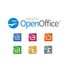 Open Office 2016 Home and Business - Word Processor, Spreadsheet (Download)