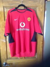 Manchester United Team Home Red Soccer Jersey