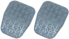 Mazda3 & 5 Rx8 Mx5 Manual Rubber Pedal Pad Set 2004 To 2013