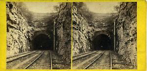 Willersley Railway Tunnel, MATLOCK BATH, Derbyshire 1860s