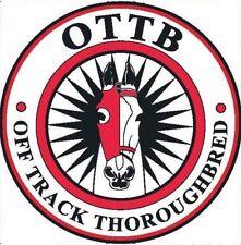 """Get This Unique OTTB Sticker! 5"""""""