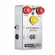Mosky ULTIMATE Hand-made effects IC Obsessive Compulsive Drive Guitar Pedal