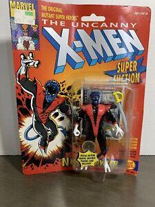 Marvel Comics Nightcrawler Action Figure Uncanny X-Men 1991 ToyBiz No. 4904