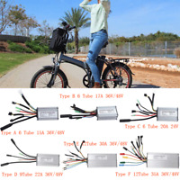 24V/36V/48V Electric Bicycle Brushless Speed Motor Controller For E-bike&Scooter