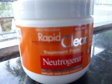 Neutrogena Rapid Clear Acne Treatment Pads Spot Maximum Strength 60 Pads Sealed