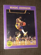 "MAGIC JOHNSON~Vintage~LAKERS~1988 Starline Poster ~16"" x 20""~New"