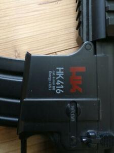 Heckler & Koch HK416 Softair 6 mm elektrisch   0,5 Joule