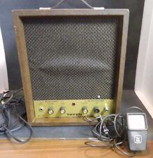 """Vintage Tiffen AV 1703 Amplifier 13"""" x 10.75"""" x 8.25"""" Excellent Condition"""