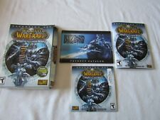 World of Warcraft:  Wrath of the Lich King Expansion Set & Frozen Throne CD